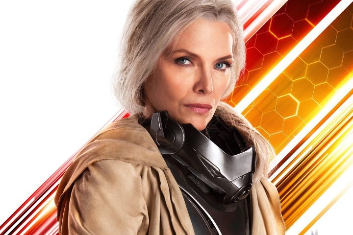 """Michelle Pfeiffer in """"Ant-Man and the Wasp"""""""