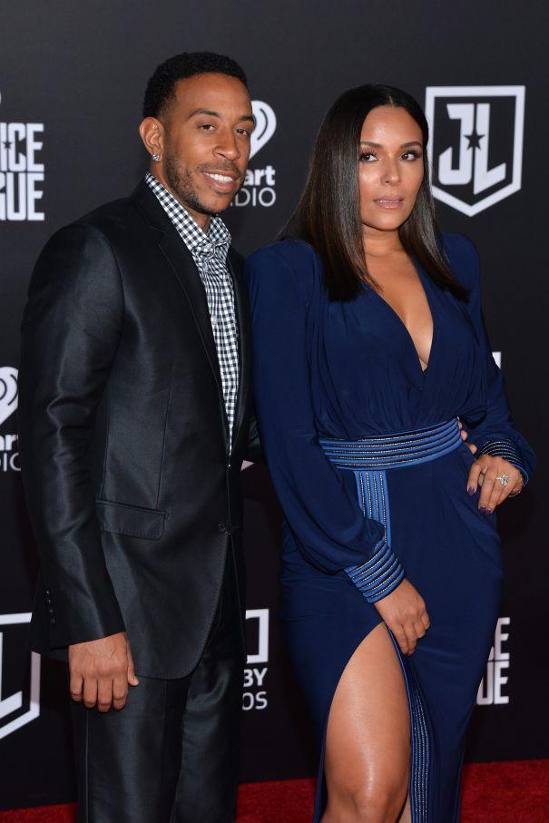 Ludacris And Eudoxie Bridges