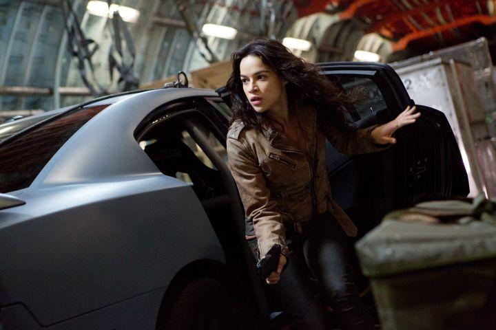 Michelle Rodriguez, Furious 6
