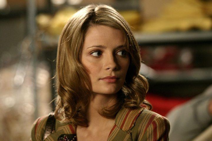 "Mischa Barton in ""The O.C."""