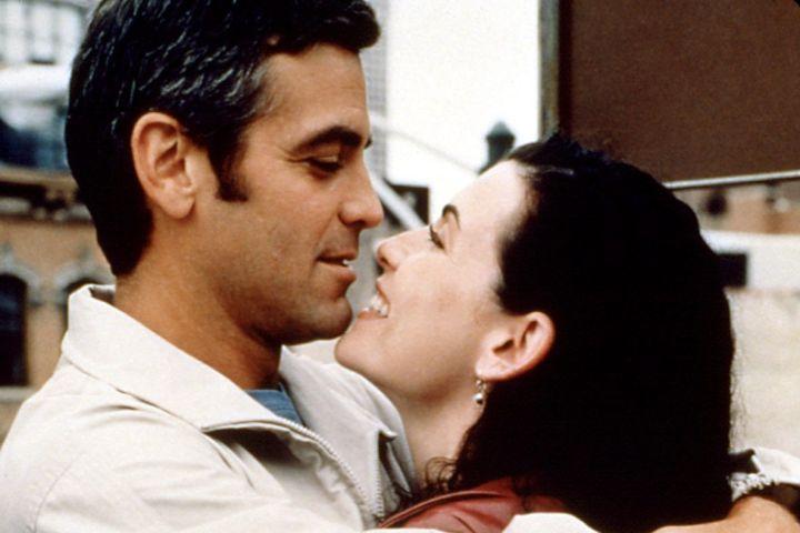 George Clooney, Julianna Margulies