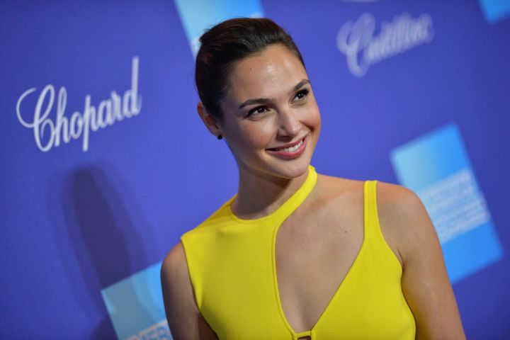 Gal Gadot attends the 29th Annual Palm Springs International Film Festival Awards Gala at Palm Springs Convention Center on January 2, 2018 in Palm Springs, California. Photo by