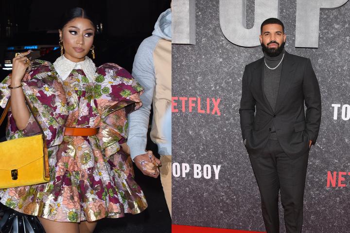 Drake & Nicki Minaj