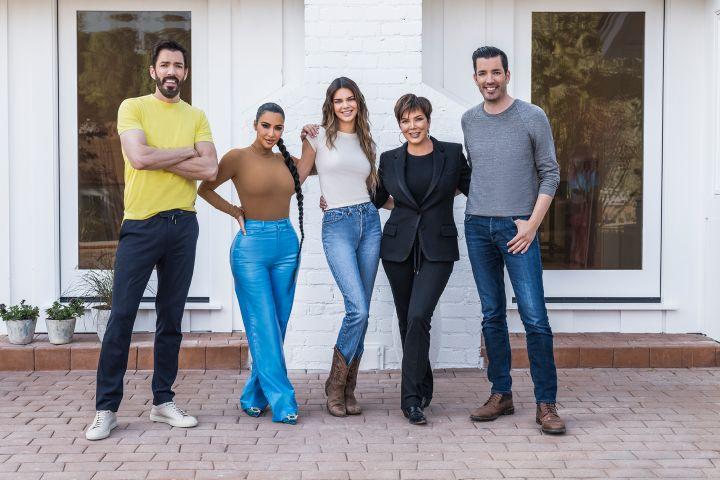 Scott Brothers and Kardashian family.