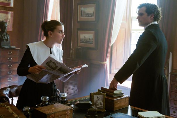 Millie Bobby Brown And Henry Cavill Return For 'Enola Holmes 2'