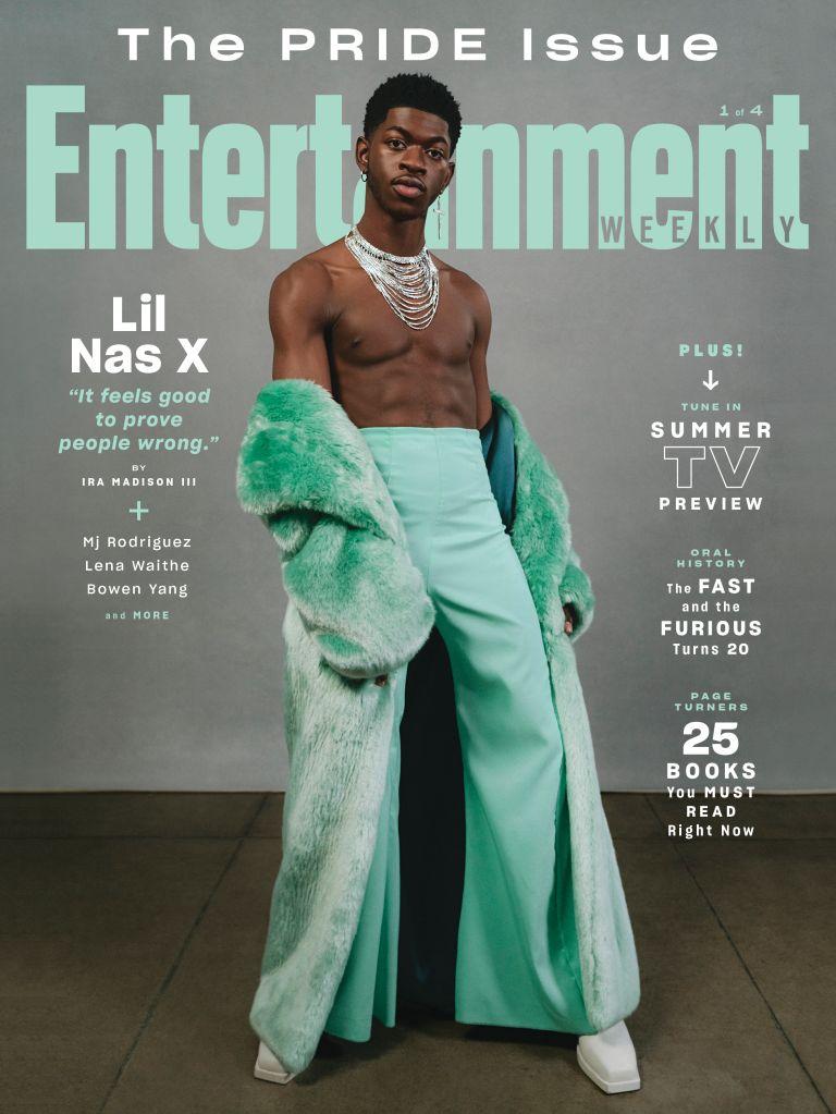 Lil Nas X – Photo: Texas Isaiah for EW