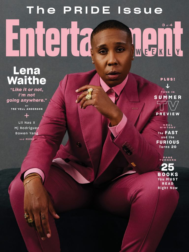 Lena Waithe – Photo: Texas Isaiah for EW