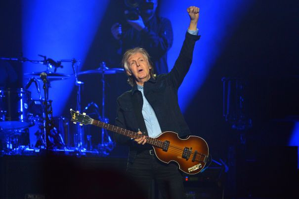 Paul McCartney To Star In 'McCartney 3, 2, 1' Docuseries With Rick Rubin