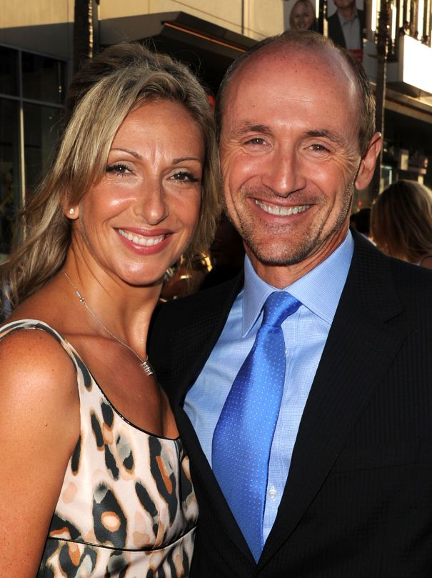 Donna And Colm Feore