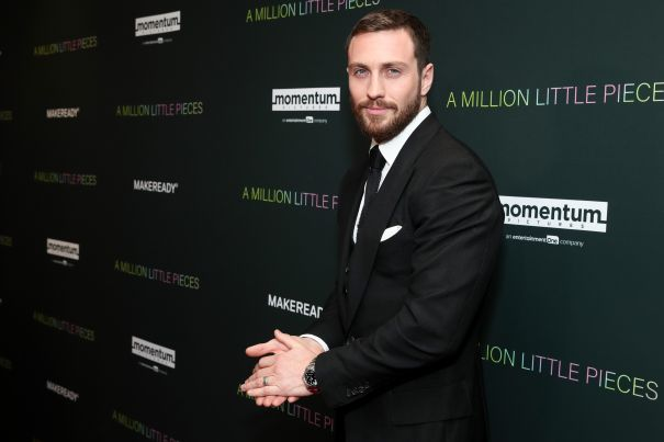 Marvel Taps Aaron Taylor-Johnson For Kraven Role