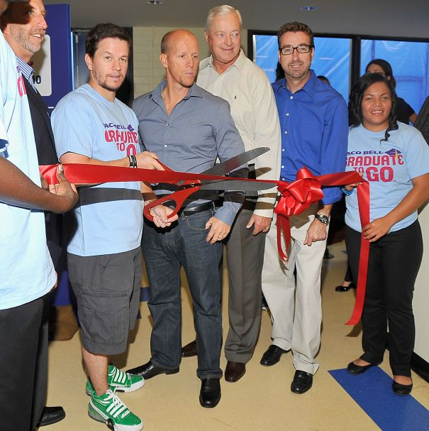 The Mark Wahlberg Youth Foundation