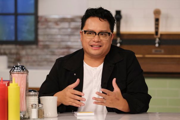 'Top Chef' Dale Talde Expecting Baby Boy With Wife Agnes