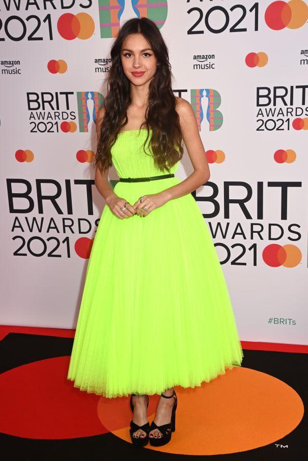 Olivia Rodrigo Touches Down In London