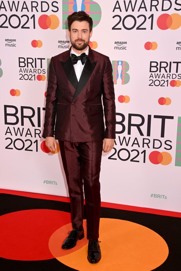 Jack Whitehall Holds It Down