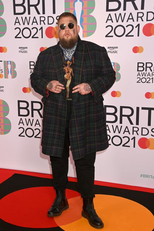 Rag 'n' Bone Man Is The Epitome Of Style