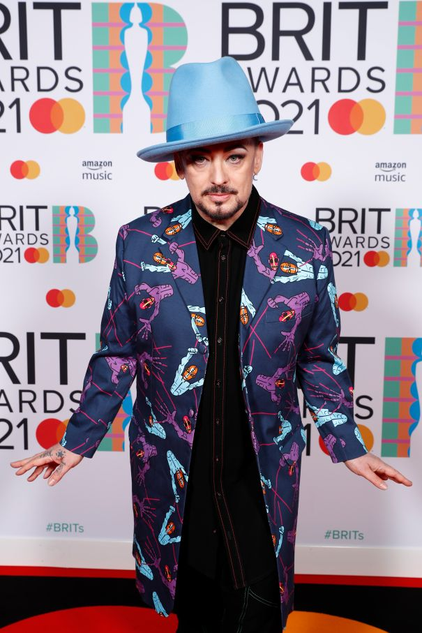 Boy George Steals The Show