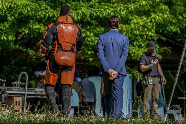 'The Walking Dead' Photo: Christopher Oquendo / SplashNews.com