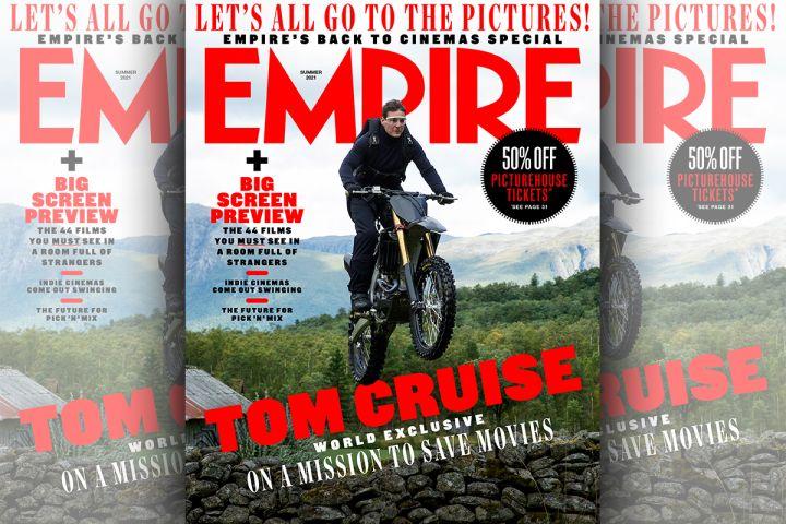 Photo: Empire Magazine
