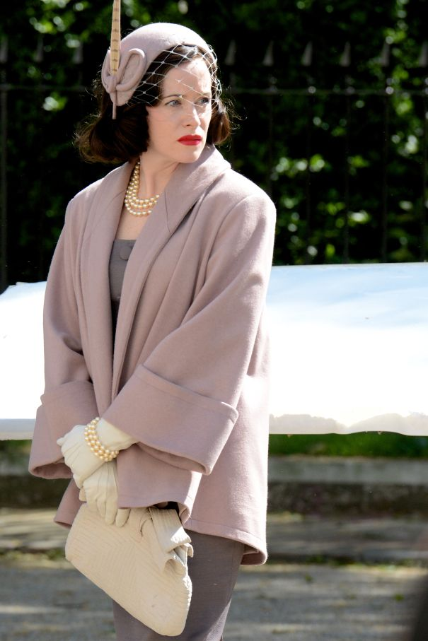 Claire Foy Films 'A Very British Scandal'