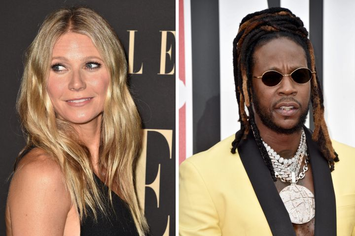 Gwyneth Paltrow, 2 Chainz