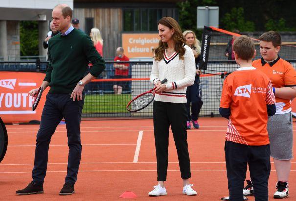 Schooled In Tennis