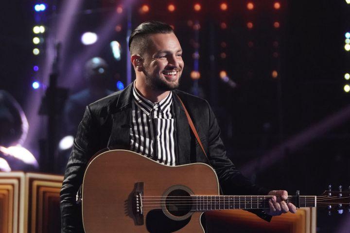 "Chayce Beckham on ""American Idol"""