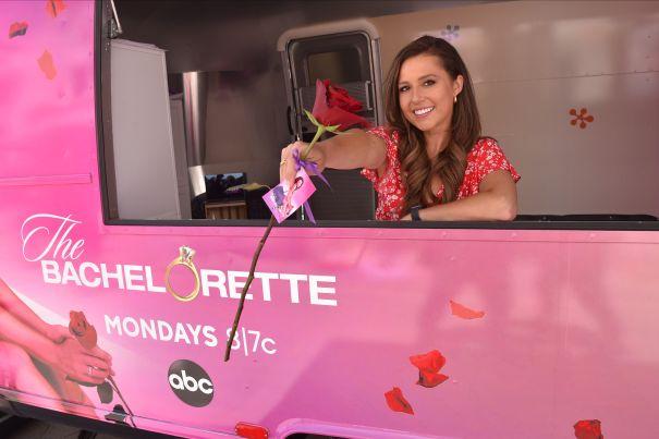 Katie Thurston Hosts A Pop-Up 'Bachelorette' Picnic