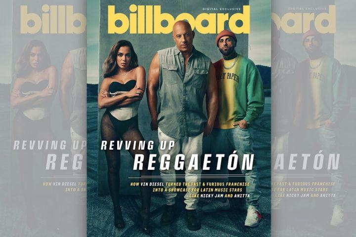 Vin Diesel - Billboard