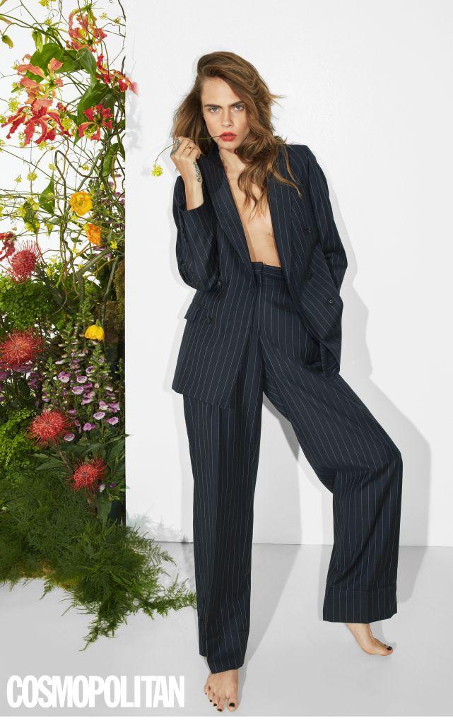 Cara Delevingne – Photo: Photo: Dennis Leupold for Cosmopolitan