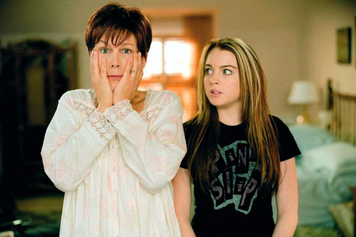 Jamie Lee Curtis - Lindsay Lohan - Freaky Friday