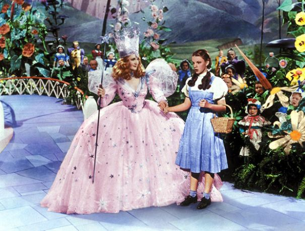 'Over The Rainbow' by Judy Garland