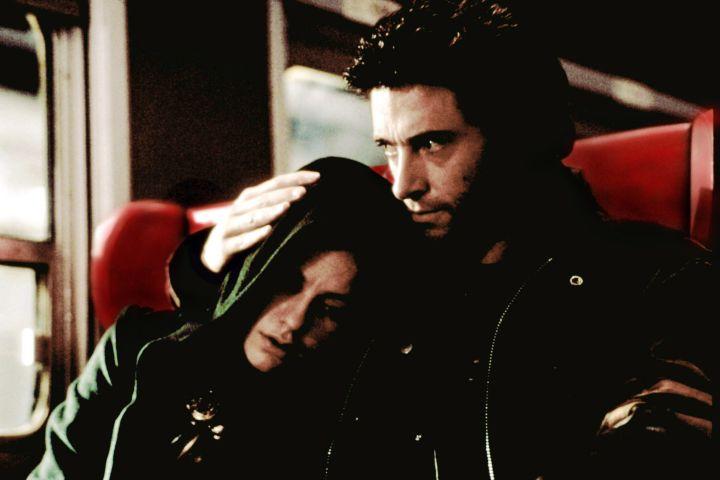 """X-MEN"", Anna Paquin, Hugh Jackman, 2000. Credit: CP Images"