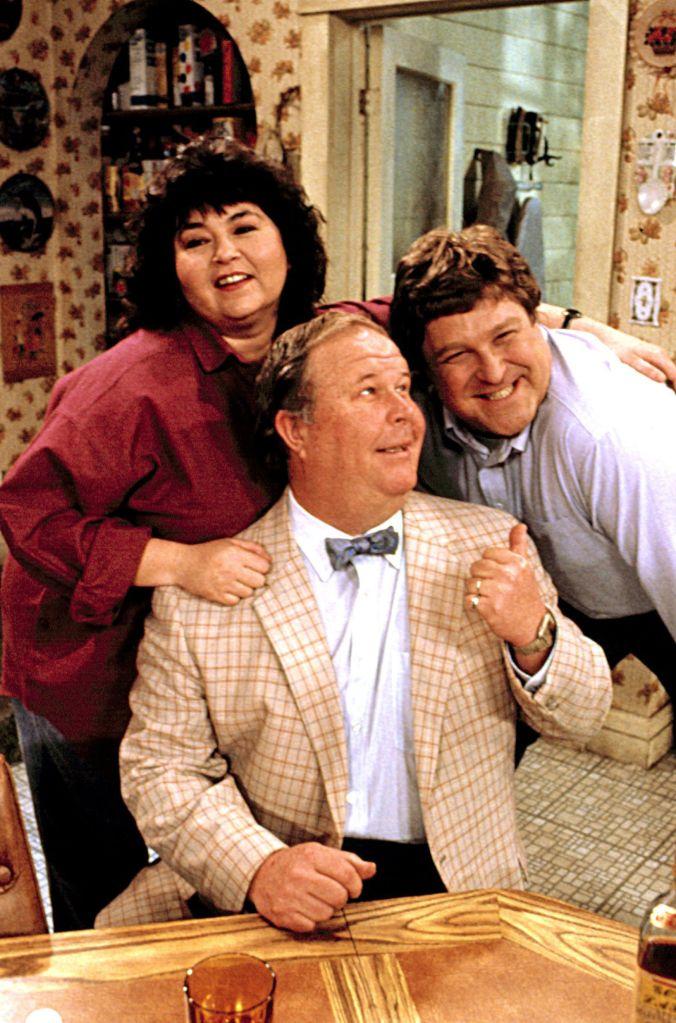 Roseanne, Ned Beatty, John Goodman,