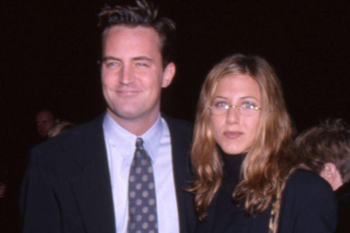 Matthew Perry, Jennifer Aniston