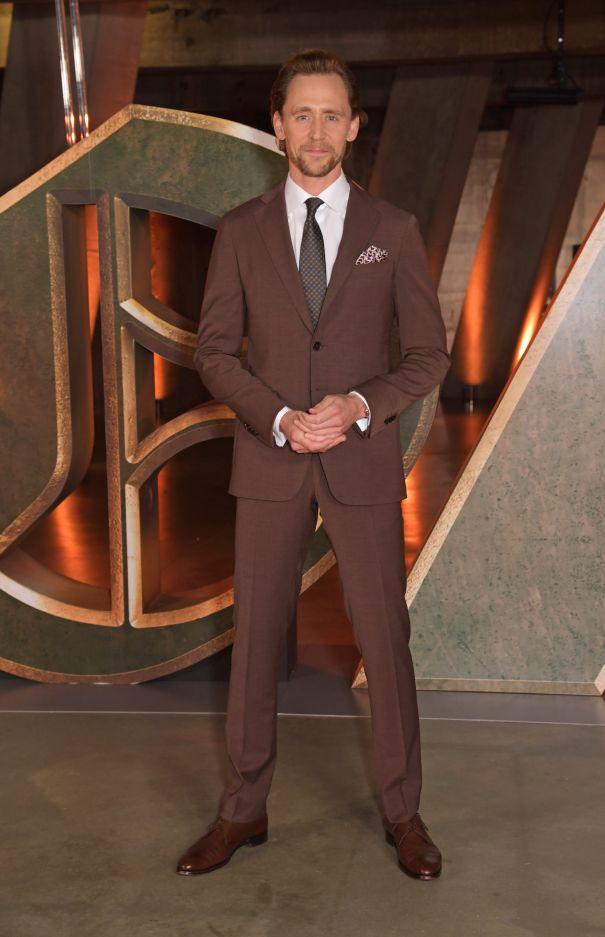 Tom Hiddleston Previews 'Loki'