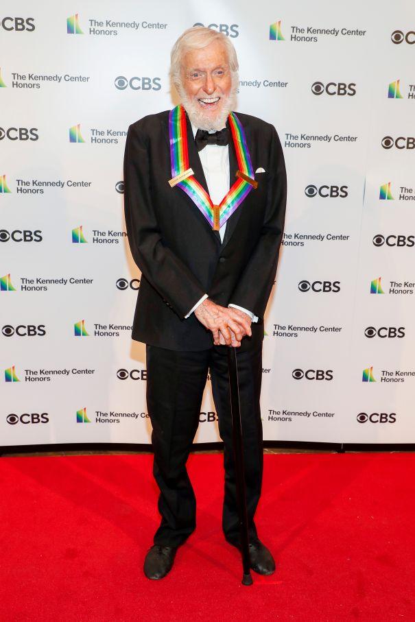 Dick Van Dyke Honoured