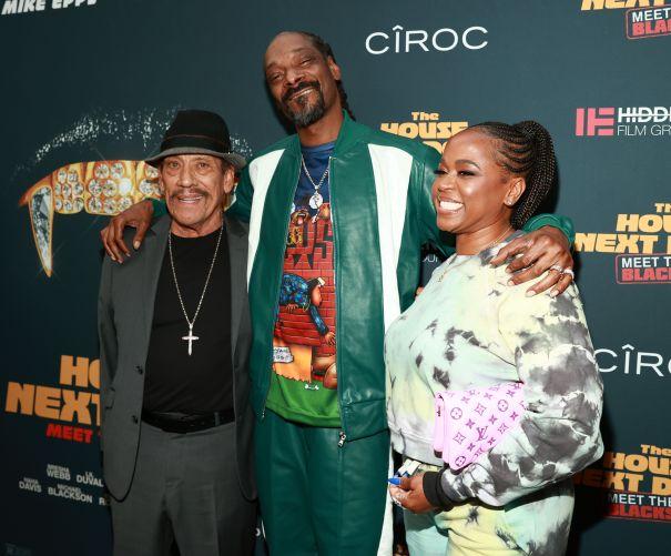 Danny Trejo, Snoop Dogg, Shante Broadus Premiere New Film