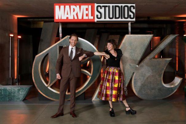 Tom Hiddleston & Sophia Di Martino Are Low-Key Adorable