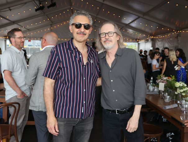 John Turturro And Steve Buscemi