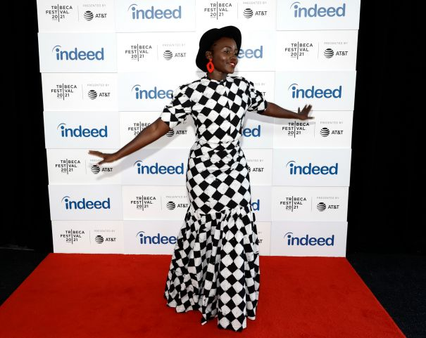 Lupita Nyong'o Attends 'Queen Of Glory Premiere'