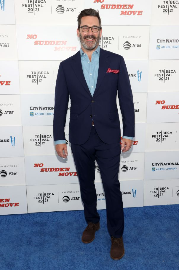 Jon Hamm Pulls Out All The Stops