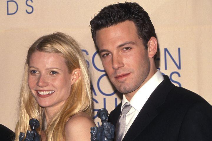 Gwyneth Paltrow and Ben Affleck in 1999