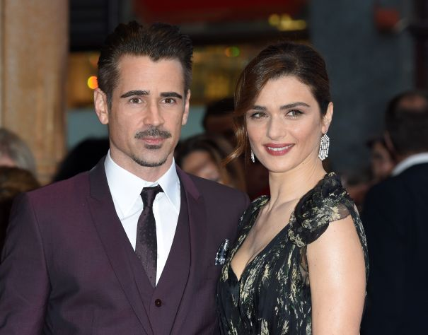 Colin Farrell And Rachel Weisz Sign On For Dark Comedy 'Love Child'