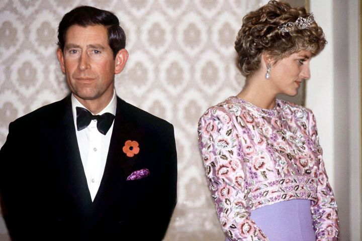 Charles and Diana in South Korea