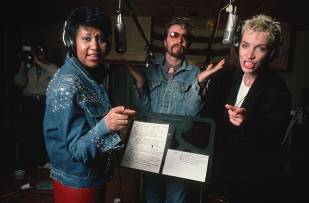 'Sisters Are Doin' It for Themselves' by Eurythmics and Aretha Franklin