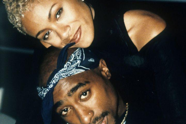 Jada Pinkett Smith, Tupac Shakur.