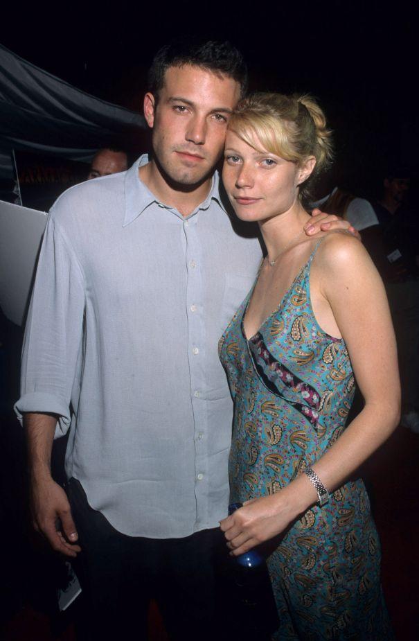 Gwyneth Paltrow And Ben Affleck