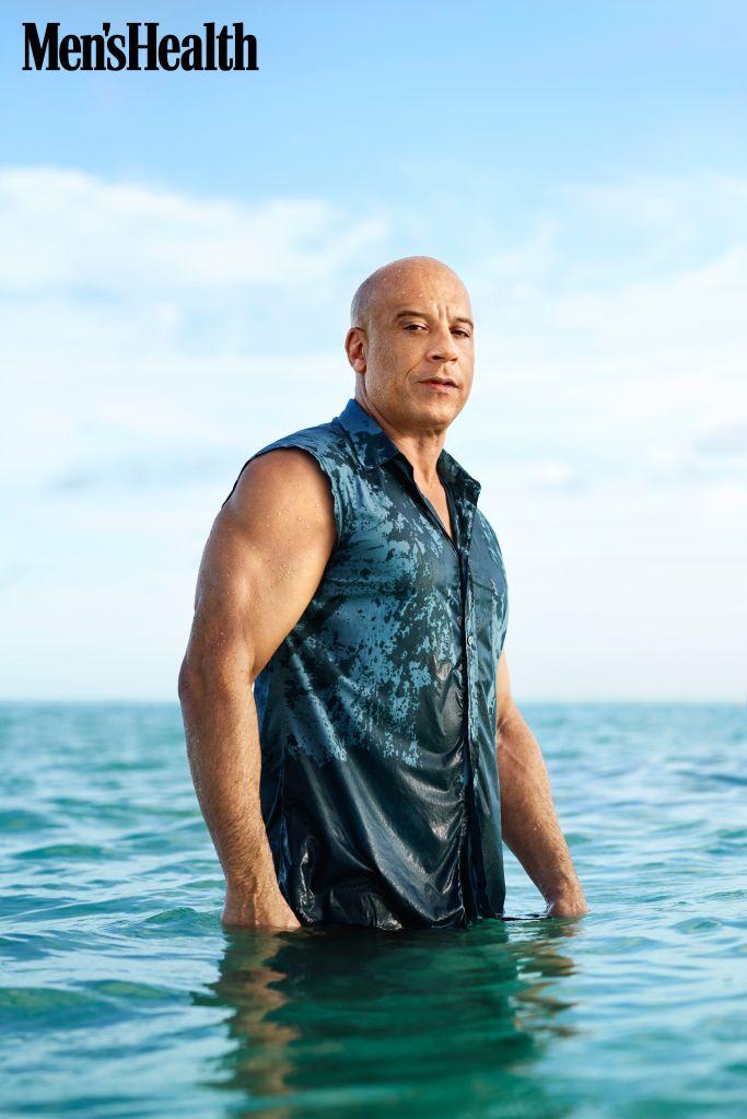 Vin Diesel – Photo: OLAV STUBBERUD for Men's Health