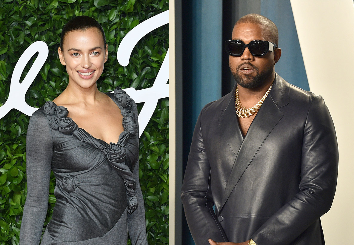 Kanye West And Irina Shayk Spotted Together In France On His Birthday Etcanada Com
