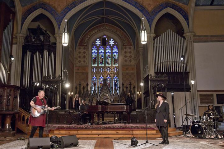 William Prince and Serena Ryder – Photo: CARAS/iPHOTO